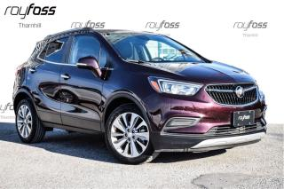 Used 2017 Buick Encore Bluetooth Rear Cam 18Alum Whls for sale in Thornhill, ON