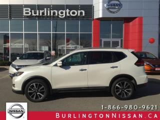 Used 2017 Nissan Rogue SL Platinum for sale in Burlington, ON