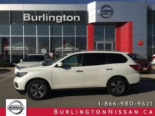 Used 2017 Nissan Pathfinder SL, PREMIUM & TECH PKG. for sale in Burlington, ON