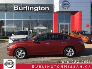 Used 2014 Nissan Altima 2.5 SL for sale in Burlington, ON
