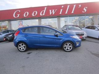 Used 2011 Ford Fiesta SES! HEATED SEATS! for sale in Aylmer, ON