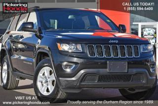Used 2016 Jeep Grand Cherokee 4X4 Laredo for sale in Pickering, ON