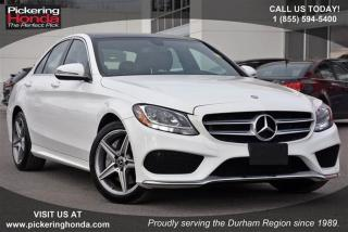 Used 2017 Mercedes-Benz C 300 4MATIC Coupe for sale in Pickering, ON