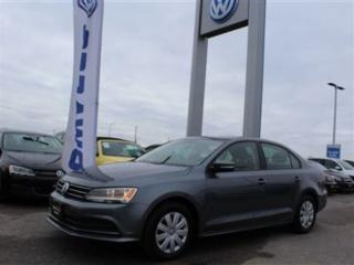Used 2015 Volkswagen Jetta 2.0L Trendline+ for sale in Whitby, ON