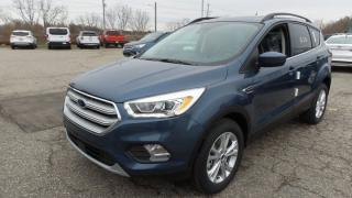 New 2018 Ford Escape SEL for sale in Stratford, ON