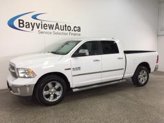 Used 2016 Dodge Ram 1500 BIG HORN- ECODIESEL|REM STRT|NAV|REV CAM|TOW/HAUL! for sale in Belleville, ON