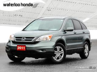 Used 2011 Honda CR-V EX One Owner. AWD, A/C and More! for sale in Waterloo, ON