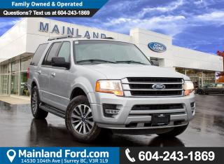 Used 2017 Ford Expedition XLT NO ACCIDENTS for sale in Surrey, BC