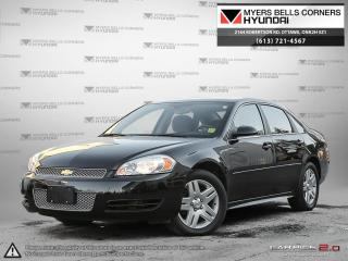 Used 2012 Chevrolet Impala for sale in Nepean, ON
