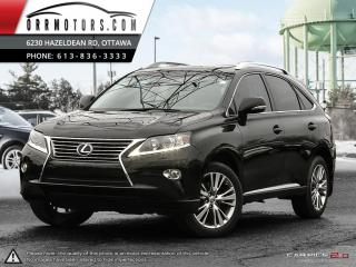 Used 2013 Lexus RX 350 Touring for sale in Stittsville, ON