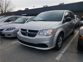 Used 2012 Dodge Grand Caravan SE Rear Stow AND GO, Only 20, 000 KMS !!! for sale in Concord, ON