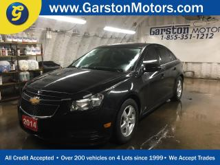 Used 2014 Chevrolet Cruze 2LT*POWER SUNROOF*LEATHER*BACK UP CAMERA*MY LINK PHONE CONNECT*HEATED FRONT SEATS*KEYLESS ENTRY w/REMOTE START*ALLOYS* for sale in Cambridge, ON