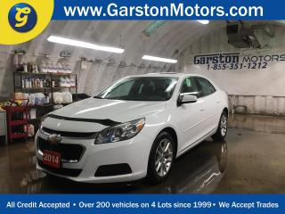 Used 2014 Chevrolet Malibu 1LT*POWER SUNROOF*MY LINK PHONE CONNECT*BACK UP CAMERA*KEYLESS ENTRY w/REMOTE START*POWER DRIVER SEAT*ON STAR* for sale in Cambridge, ON