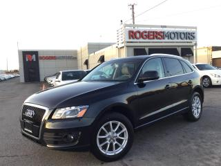 Used 2012 Audi Q5 3.2 QTRO - NAVI - PANO ROOF - REVERSE CAM for sale in Oakville, ON