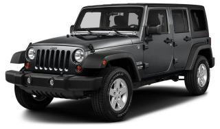 New 2018 Jeep Wrangler JK Unlimited Sport for sale in Abbotsford, BC