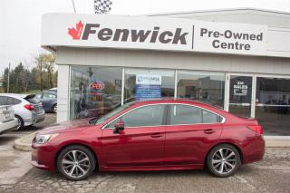 Used 2015 Subaru Legacy Sedan 2.5i Limited at for sale in Sarnia, ON