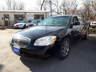Used 2007 Buick Lucerne V8 CXL for sale in Oshawa, ON