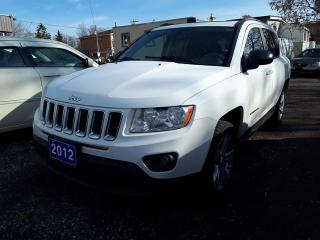 Used 2012 Jeep Compass Sport,4x4,,certified for sale in Oshawa, ON