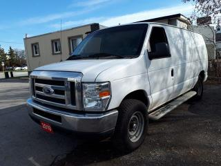 Used 2010 Ford E250 Commercial..certified for sale in Oshawa, ON