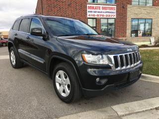 Used 2013 Jeep Grand Cherokee Laredo for sale in Etobicoke, ON