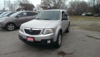 Used 2011 Mazda Tribute GX for sale in Cambridge, ON