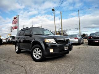 Used 2010 Mazda Tribute AUTO 4WD SUNROOF LEATHER BLUETOOTH BACK UP CAMERA for sale in Oakville, ON