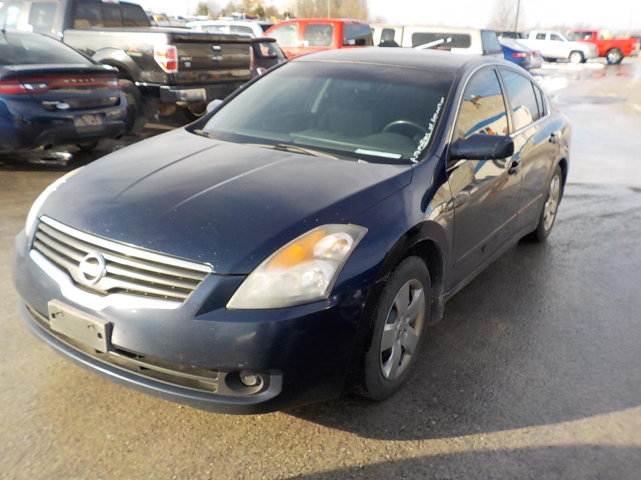 Photo of Blue 2007 Nissan Altima