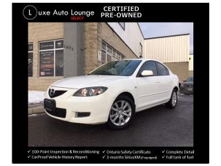 Used 2009 Mazda MAZDA3 GS - LOW KM! AUTO, KEYLESS, A/C, CRUISE, ALLOYS! for sale in Orleans, ON