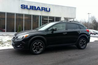 Used 2014 Subaru XV Crosstrek Limited for sale in Minden, ON