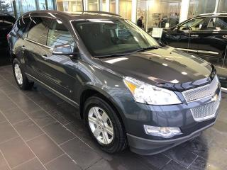 Used 2010 Chevrolet Traverse 1LT, Local Vehicle, 7 Passenger for sale in Edmonton, AB