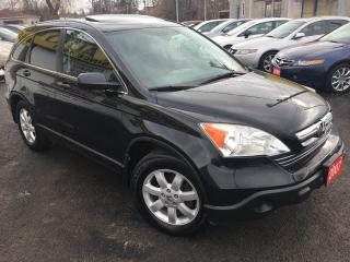 Used 2007 Honda CR-V EX / 4WD / Sunroof / Alloys / READY FOR WINTER! for sale in Scarborough, ON