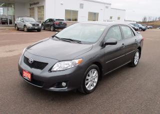 Used 2010 Toyota Corolla LE for sale in Renfrew, ON