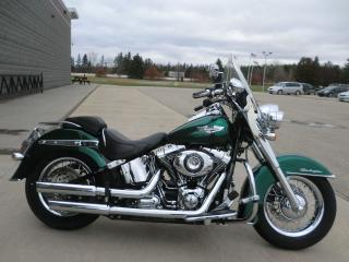 Used 2014 Harley-Davidson Softail FLSTN SOFTAIL DELUXE for sale in Blenheim, ON