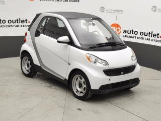 Used 2013 Smart fortwo passion 2dr Coupe for sale in Red Deer, AB