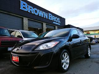 Used 2011 Mazda MAZDA3 GX, Accident free for sale in Surrey, BC