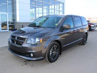 Used 2017 Dodge Grand Caravan GT for sale in Peace River, AB