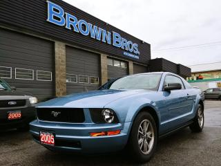Used 2005 Ford Mustang Local, Accident free, 1 owner for sale in Surrey, BC