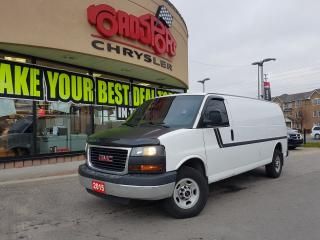 Used 2015 GMC Savana 2500 for sale in Scarborough, ON