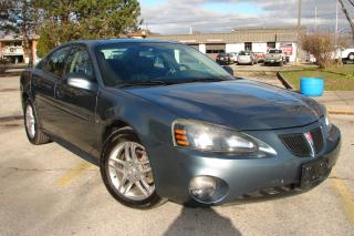 Used 2006 Pontiac Grand Prix GT for sale in Mississauga, ON