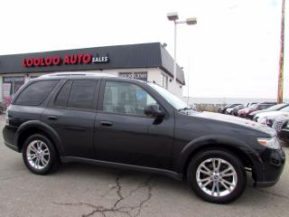 Used 2009 Saab 9-7X 4.2i AWD NAVIGATION SUNROOF CERTIFIED 2YR WARRANTY for sale in Milton, ON