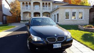 Used 2007 BMW 550i 550i for sale in Ottawa, ON