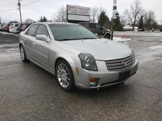 Used 2007 Cadillac CTS for sale in Komoka, ON