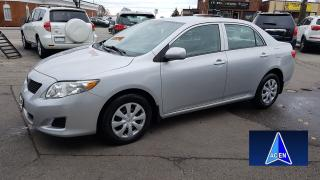 Used 2010 Toyota Corolla CE- POWER PACK for sale in Hamilton, ON