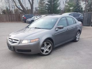Used 2006 Acura TL Luxury, Leather, Roof for sale in Scarborough, ON