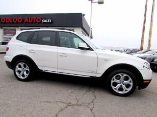 Used 2010 BMW X3 xDrive 30i Panoramic Sunrof Leather for sale in Milton, ON