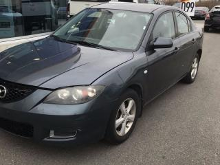 Used 2008 Mazda MAZDA3 GS *Ltd Avail*, Only 139 km for sale in Scarborough, ON