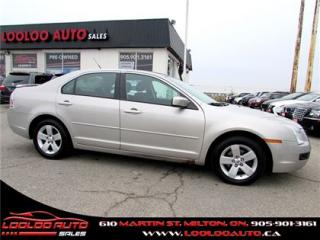 Used 2008 Ford Fusion SE 2.3L Automatic for sale in Milton, ON