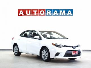 Used 2016 Toyota Corolla LE Backup Camera Bluetooth for sale in North York, ON