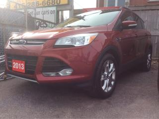 Used 2013 Ford Escape w/Navigation/Heated Leather/Panorama Roof CLEAN for sale in Scarborough, ON