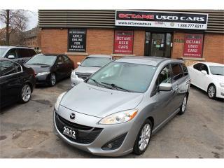 Used 2012 Mazda MAZDA5 GT for sale in Scarborough, ON